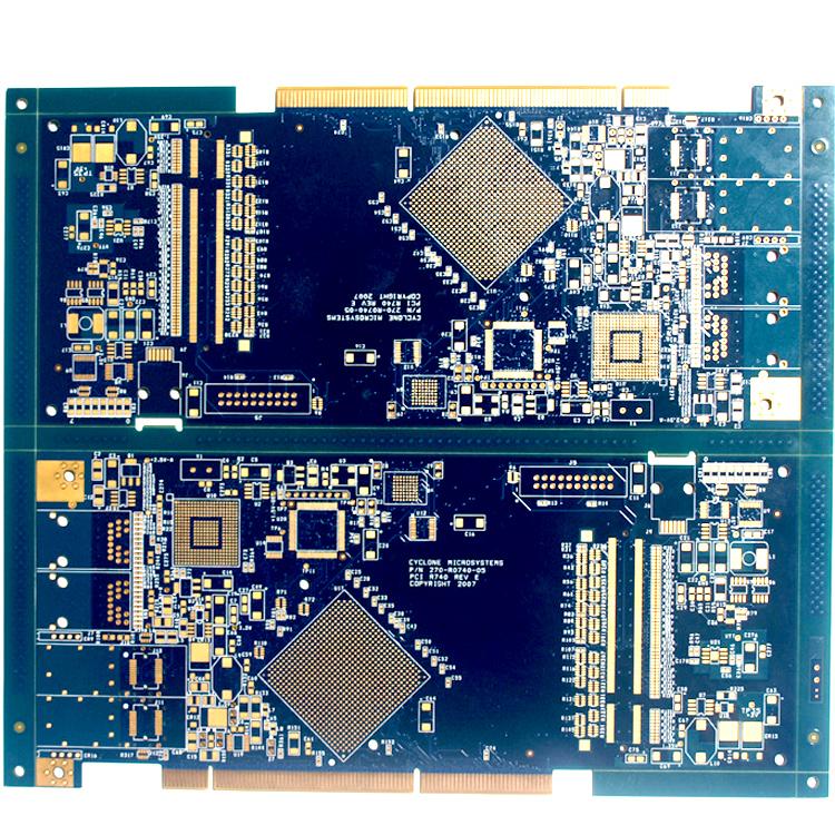 四层PCB板